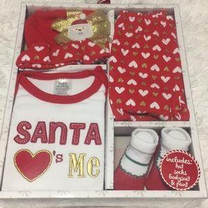 Baby Essentials Holiday gift set